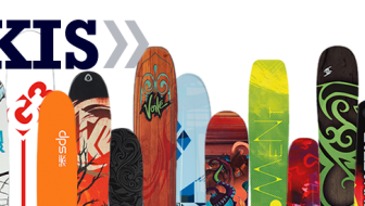 2013 EDITORS' CHOICE AWARDS – SKIS