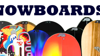 2013 EDITORS' CHOICE AWARDS – SPLITBOARDS