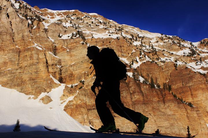 Bikes to Boards to Beers: Summer Skiing Deseret Peak
