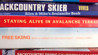 Backcountry Bibliotheca