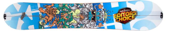 2014 Chimera Spectre Spliltboard