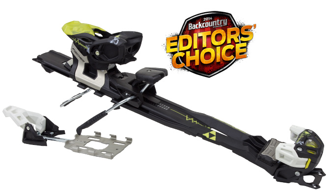 2014 Editors' Choice Awards – AT and Telemark Ski Bindings