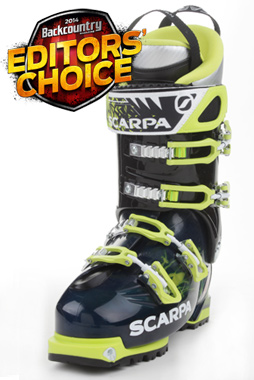 2014 Scarpa Freedom SL Boot