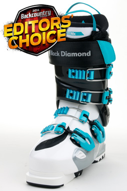 2014 Black Diamond Shiva MX Boot