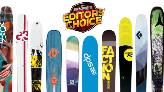 2014 Editors' Choice Awards – Skis