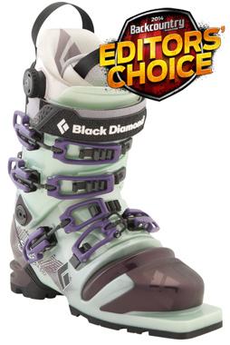 2014 Black Diamond Stiletto Boot