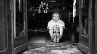 Andreas Fransson: Writer, thinker, yogi. April 15, 1983 - September 24, 2014 [Photo] Daniel Rönnbäck