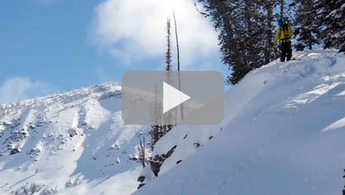 Mountain Skills: Ski Cutting a Slope