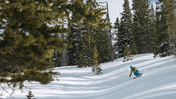 Beyond Boundary: Yurt Skiing in Utah's High Uintas