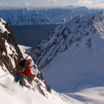 Nine Arctic Couloirs: A Chuting Gallery from 78° North