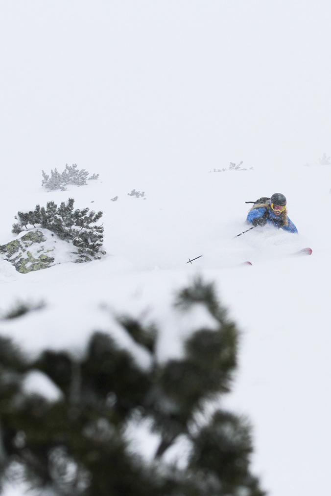 High Tatras Skiing Slovakia