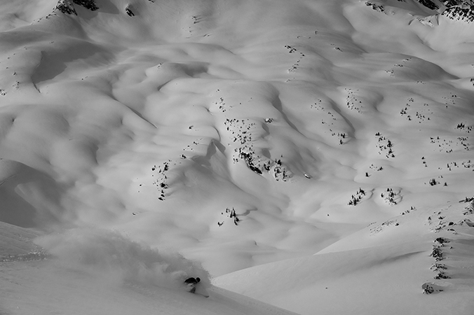 SKier: Jake Teuton Location: Great Canadian Heli-skiing, BC