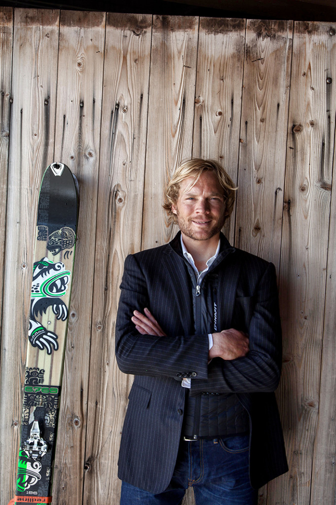 Dynafit's Posterboy Benedikt Böhm on Risk, Racing and Raising Kids
