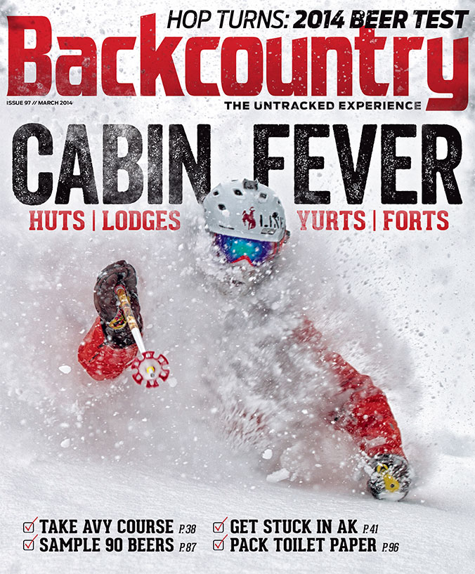 2014 Backcountry Magazine Gear Guide