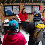 Jackson is a Wrap: Snow and Safety at Backcountry Basecamp Stop #1