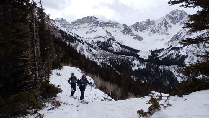 A True Backcountry Race: The San Juan Huts' Sneffels Traverse