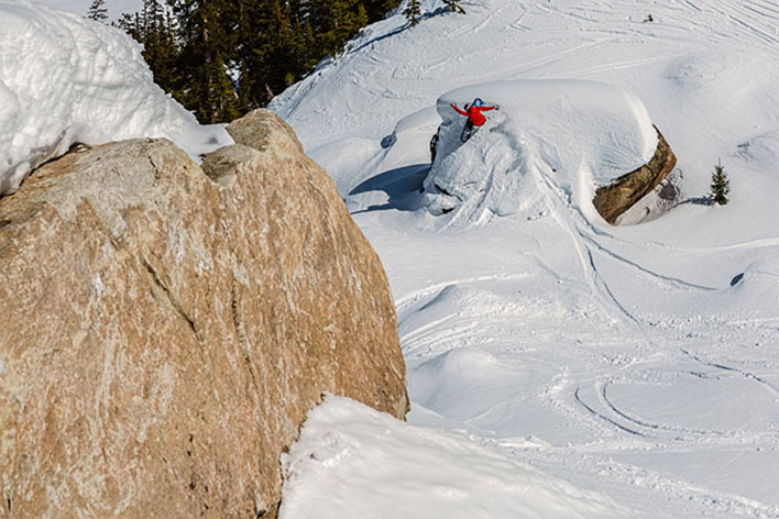 Shred Test 2015: Pow, Corduroy and Charging Through Chop