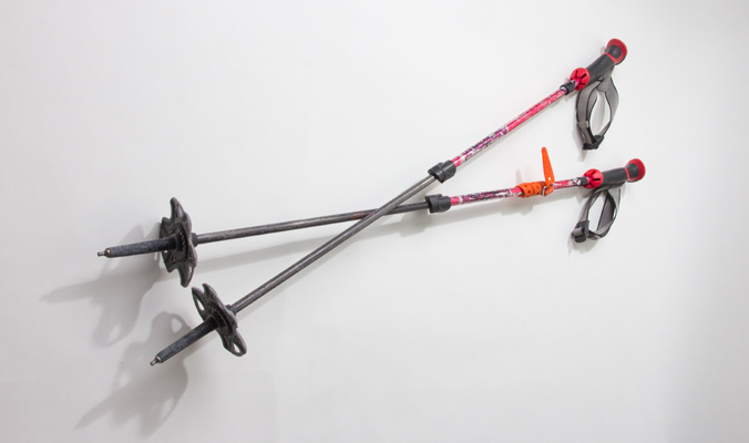 Black Diamond Equipment Razor Carbon Pole| $120 | blackdiamondequipment.com| Weight: 1 lb. 5 oz.