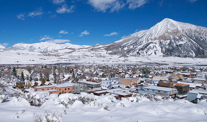 Crested Butte, Colo. [Photo] Chris Segal