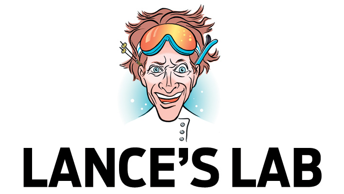 Lance's Lab: The Deepest Days