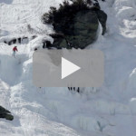 Video: Spring in Tuckerman Ravine