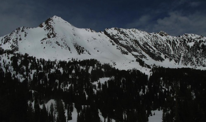 Gallatin Peak 1
