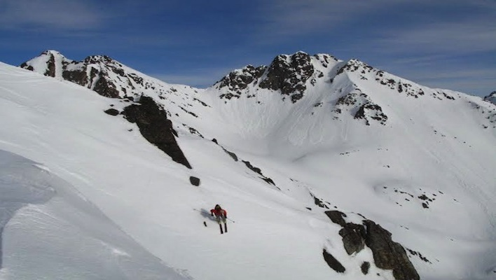 Summer Stashes: Gallatin Peak