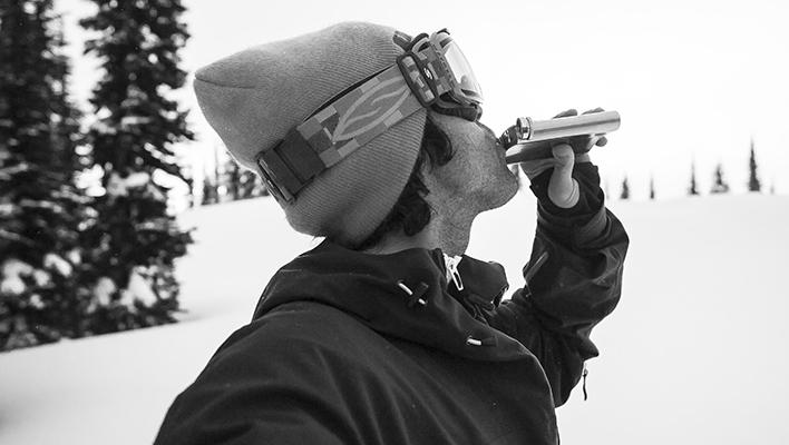 Snow Shooter: Bruno Long