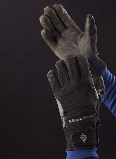 a63d5ce5c Palm Pilot: Black Diamond Pilot Glove