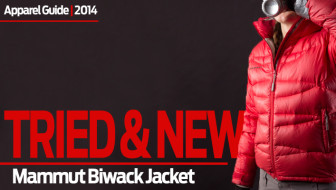 Down Cloud: Mammut Biwak Jacket