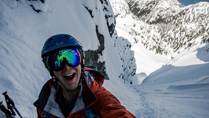 Snow Shooter: Reuben Krabbe