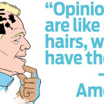 Biff America: On Opinions