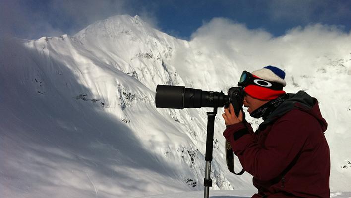 Snow Shooter: Mattias Fredriksson