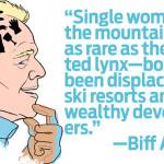 Biff America: On Single Women