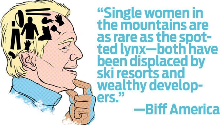 Biff America: On Single Women