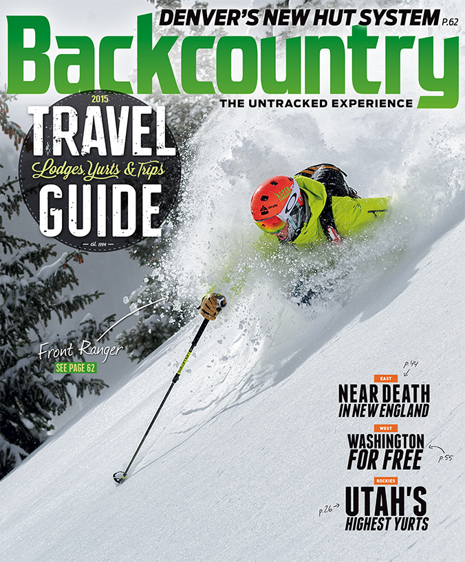 2014 Backcountry Magazine Travel Guide