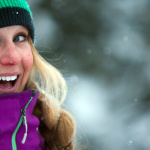 Learning Liz Daley: On tour with splitboarding's brightest female