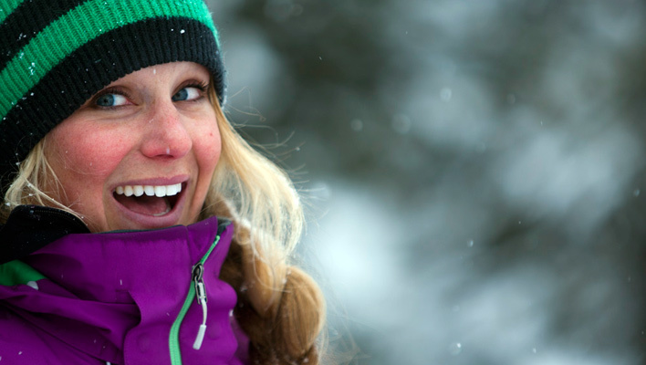 Liz Daley died in an avalanche in Argentina on Monday, September 29. [Photo] Adam Clark