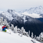 Early Snow: Earning It In The North Cascades