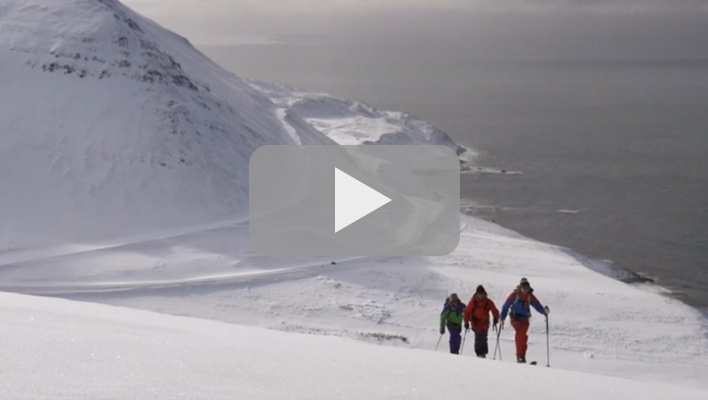 Video: Northern Iceland, The Water's Very Edge