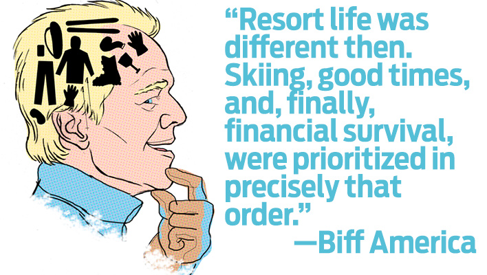Biff America: On Life in the '70s