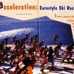 Throwback Thursday: Ski Racing Takes Off