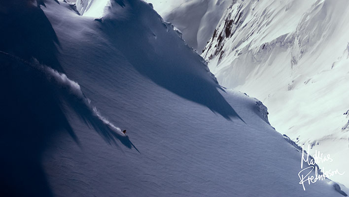 Photo of the Day: Couloir With A View