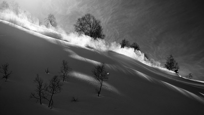 Photo of the Day: Russian Powder