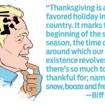 Biff America: On Thanksgiving