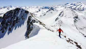 Nordic Extreme: From the Olympics to Aspen, XC champion Simi Hamilton makes tracks