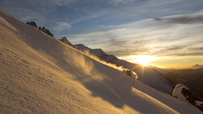Ingrid Backstrom, Chamonix, Francephoto:Adam Clark