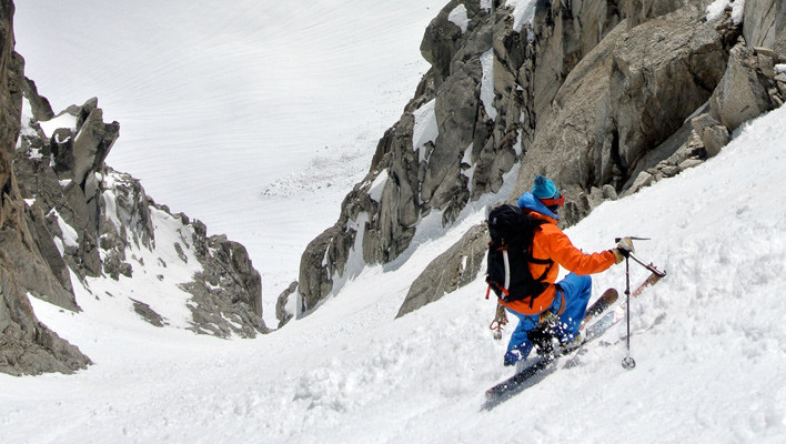 Mountain Skills: Skiing with Sharp Objects