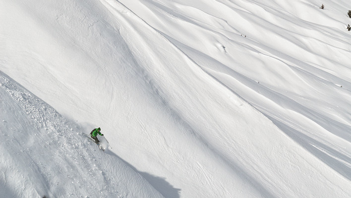 The Testament, Part One: Turiano produces first half of Jackson Hole Backcountry Skier's Guide
