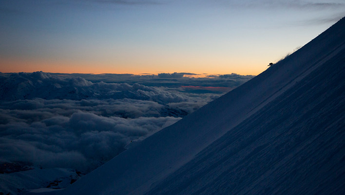 Photo of The Day: Above the Clouds